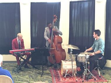 Mason Margut Trio