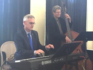 Orlando Jazz Pianist Per Danielson