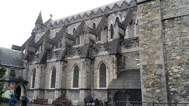 Christ Church Cathedral, Dublin Ireland