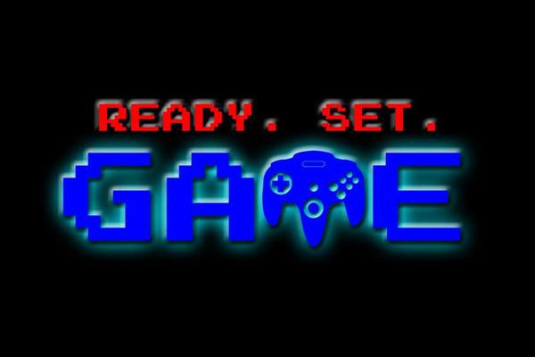 Ready. Set. Game