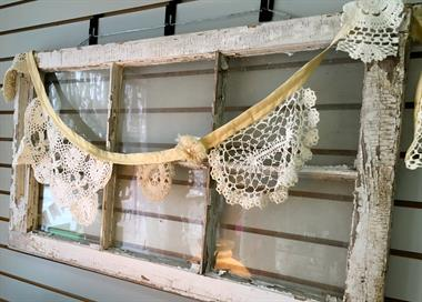 Beautiful Vintage Window Perfect for Your Home