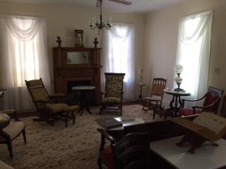 House Interior- Parlor