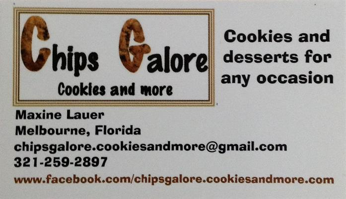 Chips Galore, Cookies and More, LLC
