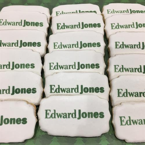 Your company logo on a cookies!!