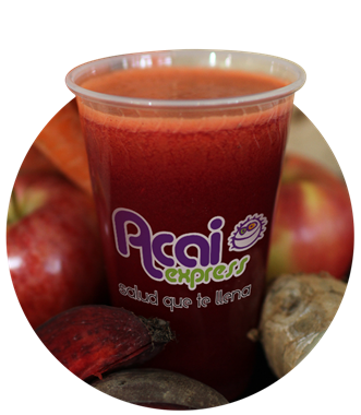 New Blood Natural Juice
