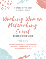 Working Women - Speed Dating Style