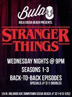 Stranger Things at Bula