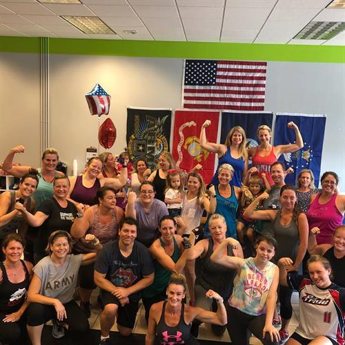 Saturday Community Workout