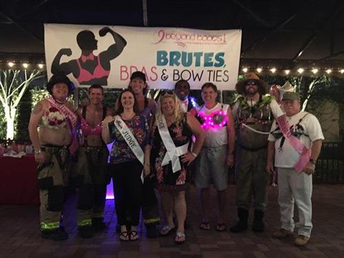 2016 Brutes, Bras and Bow Ties