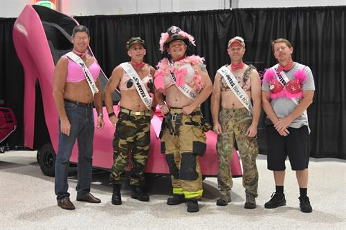 2017 Brutes, Bras and Bow Ties - Our AWESOME Brutes