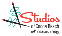 Delia Swenson:  April Featured Artist at Studios of Cocoa Beach