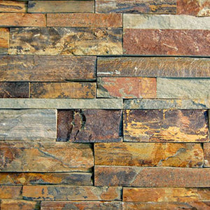 EARTH SLATE WALL