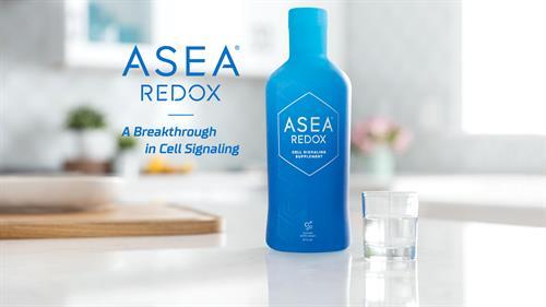 ASEA reox bottle