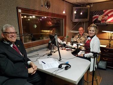 Helping Seniors Radio Broadcast