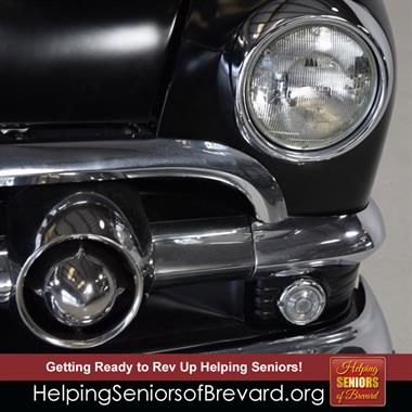 The Helping Seniors Win-the-Classic Car Raffle Fundraiser
