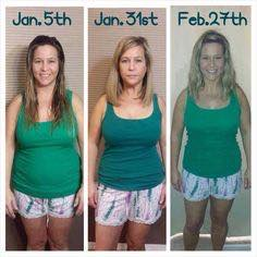 Before & After/Arbonne 30 Days to Healthy Living and Beyond!