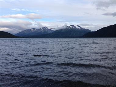 Upper Russian Lake Alaska
