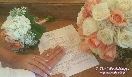 "Choose ""I Do Weddings"" for your special day!"