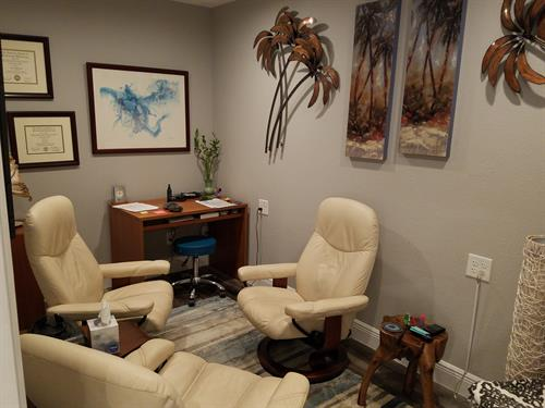 Therapist Office