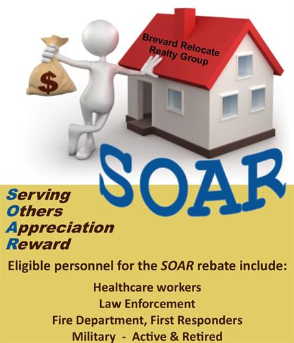 25% Rebate Program for Serving Others