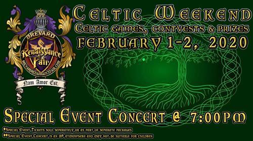 Celtic Weekend 2020