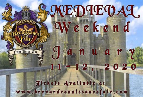 Medieval Weekend 2020