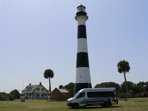 Canaveral Tours at Lighthouse