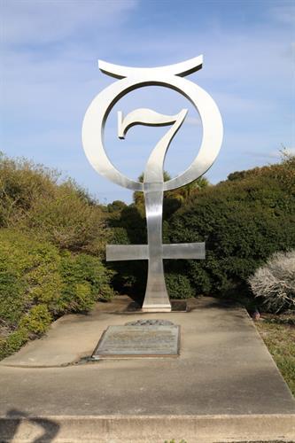 Mercury 7 Memorial