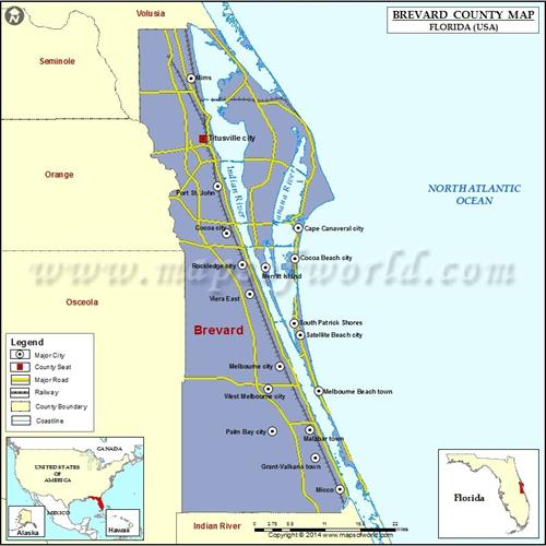 We serve ALL of Brevard County and YES we are the only ones,