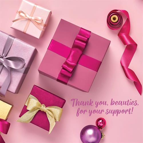 You won't want to miss my holiday sale - ask me about my gift giving service.