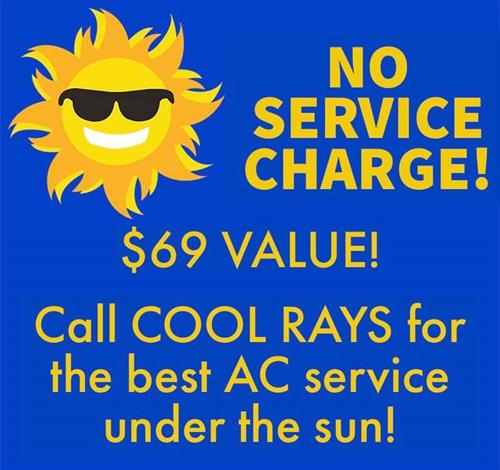 If you experience an unexpected breakdown, get your service charge credited towards the repair of your system!