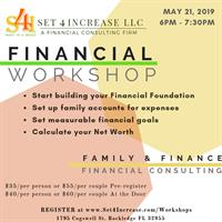 Family & Finances - Financial Workshop