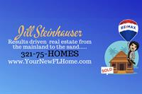 Jill Steinhauser, REALTOR- RE/MAX Solutions