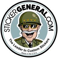 ''Sticker General'' A Division of Advanced Graphics, Inc.