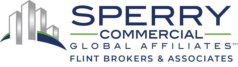 Sperry Commercial Global Affiliates - Flint Brokers & Associates