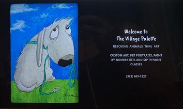 The Village Palette