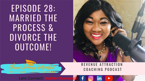 Check Out My Podcast Revenue Attraction Podcast