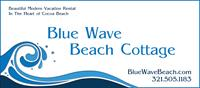 Blue Wave Beach Cottage