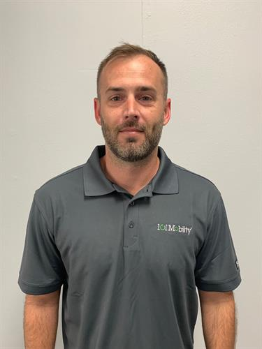 Mark, Service and Installation Manager