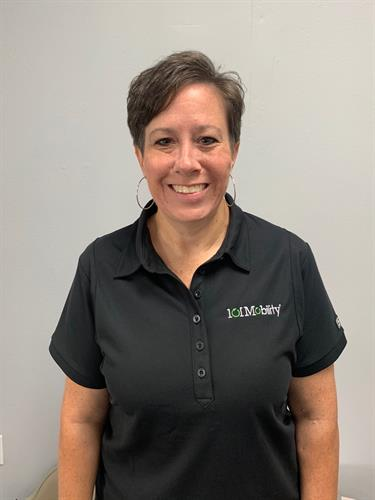 Tricia, Customer Care Manager