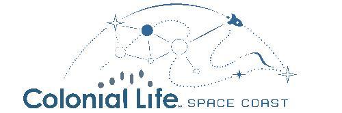 Colonial Life Space Coast Logo