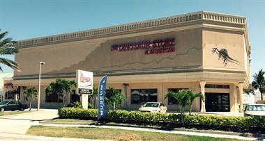 The Dinosaur Store & Museum Facility