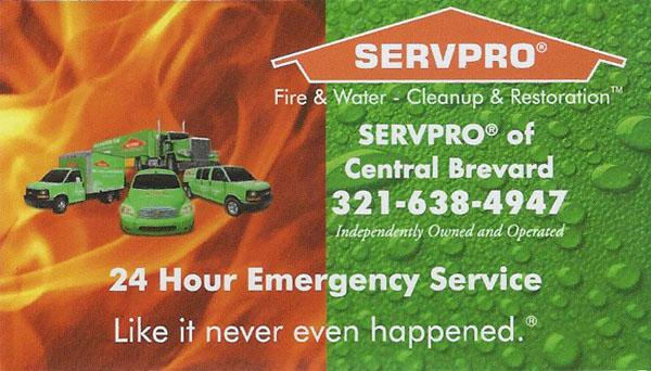 ServPro of Central Brevard