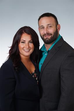 Mike Hoats Commercial & Personal Lines Agent / Helen Kovach Marketing Manager (CIR)