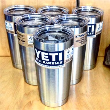 Stock up on YETI