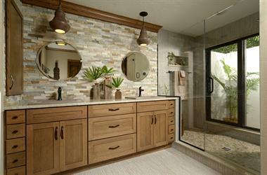 Natural Retreat Bathroom