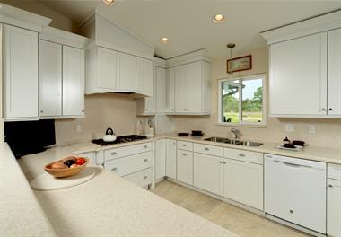 Clean & Organized Kitchen