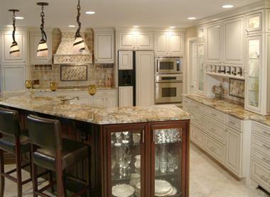 Elegant & Refined Kitchen