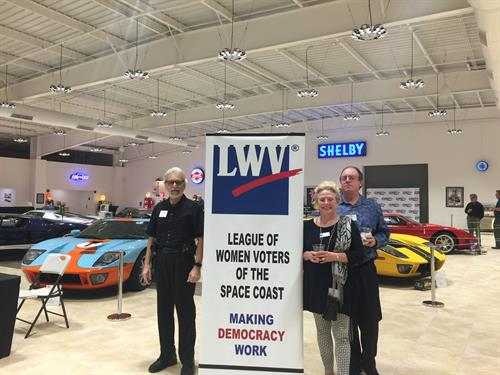 LWVSC Fundraiser at the Muscle Car Museum