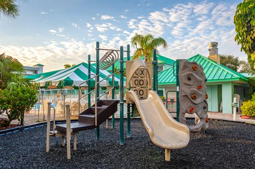 Quality Inn & Suites Cocoa Beach Playground